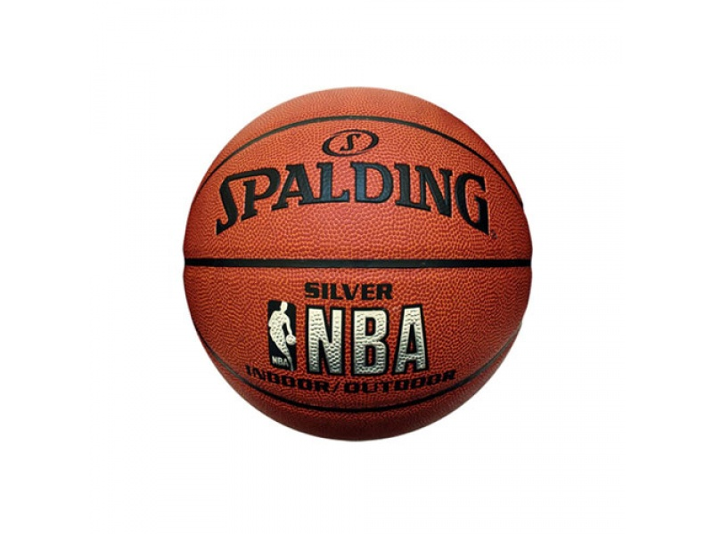 фото Мяч Spalding 2008 Silver Indoor/Outdoor
